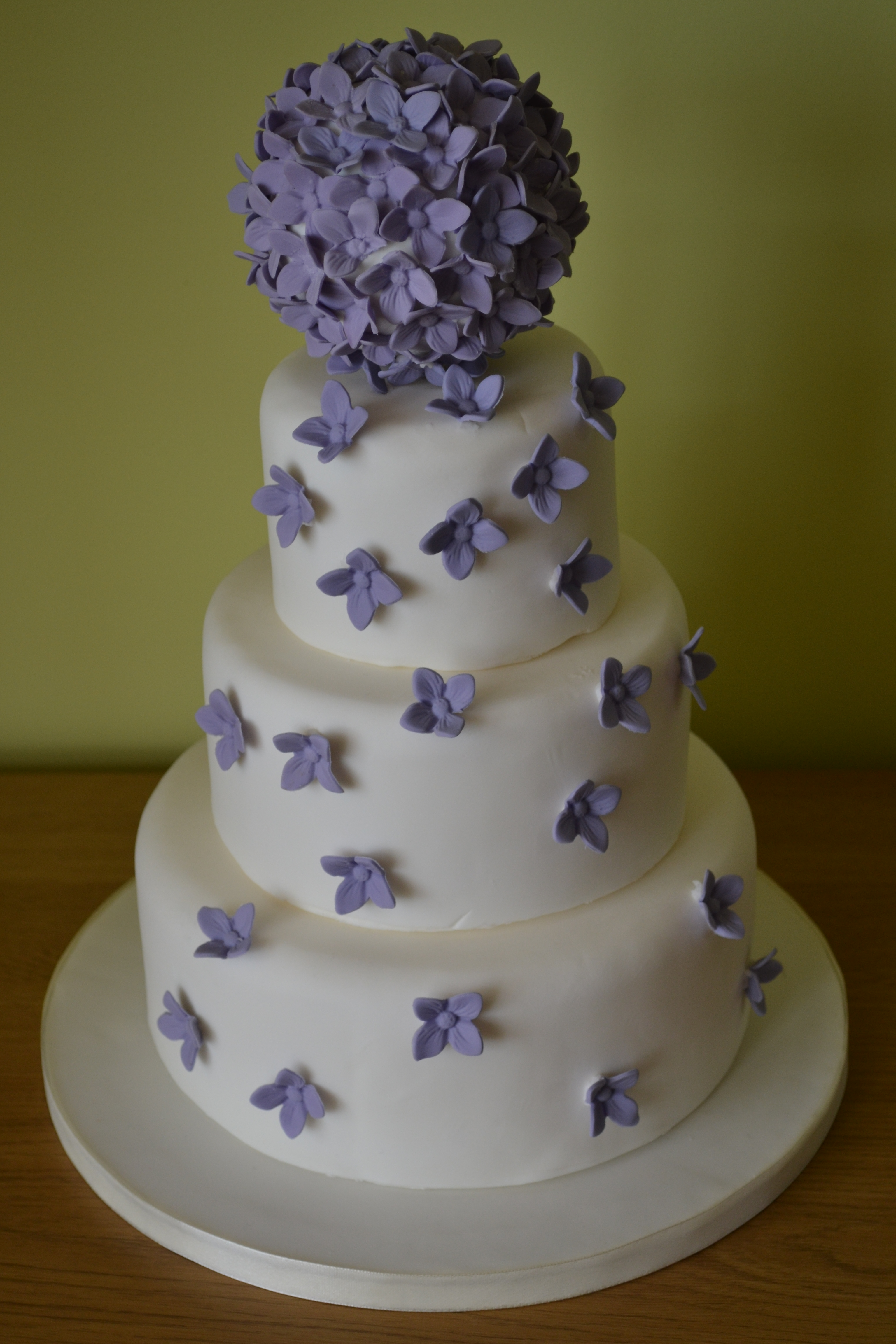 ... Wedding Cake For You! DSC_0518